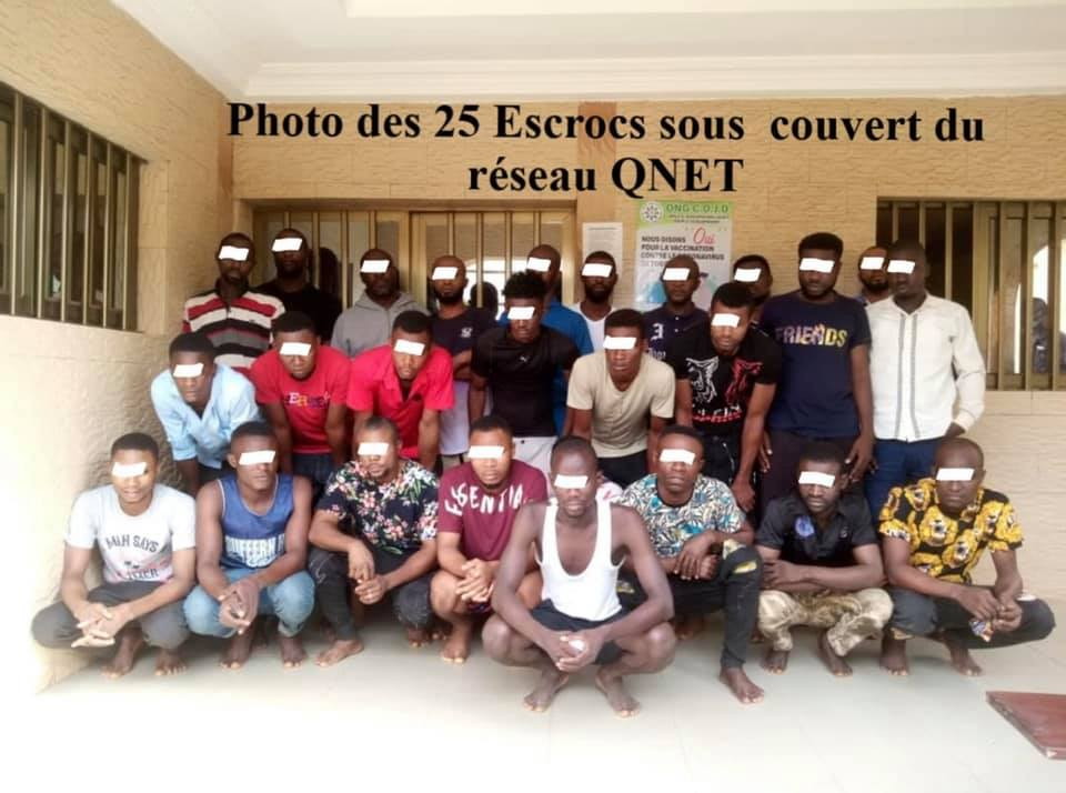 Police nationale togolaise